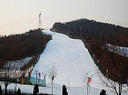 安波滑雪场图片