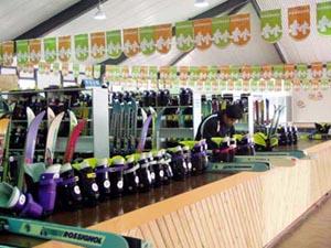 林海滑雪场滑雪场